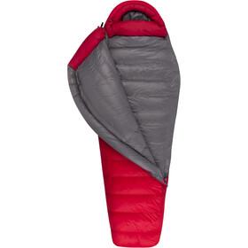 Sea to Summit Alpine AP II Saco de Dormir Normal, rojo/gris